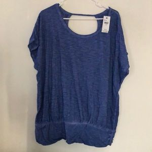 New - Lane Bryan blouse